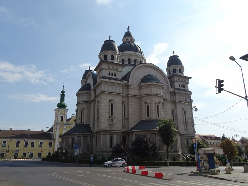 Catedrala Tg. Mures