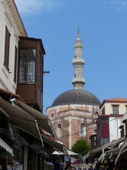 Moschee Rhodos