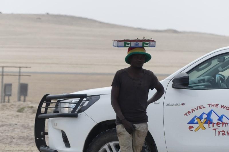 Vanzator Namibia