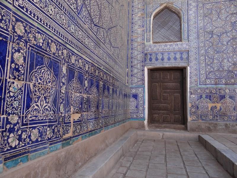 Faianta de Khiva