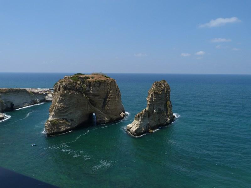 Stancile din Beirut