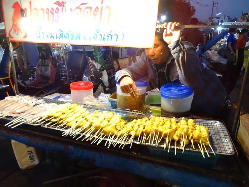 Street food Thailanda