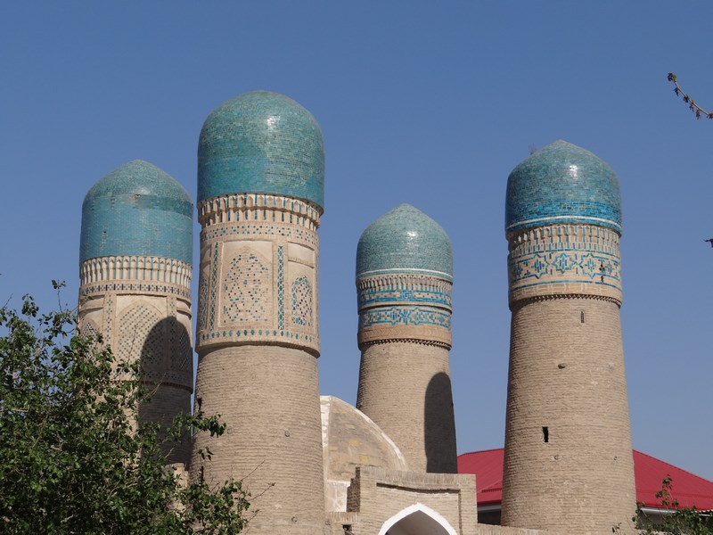 Moschee Bukhara