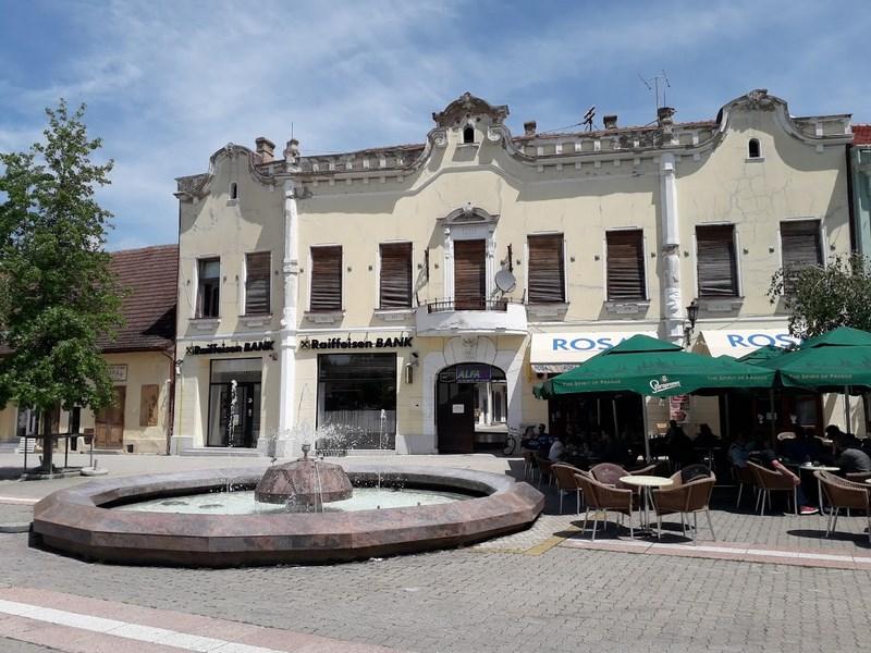 Piata Teodor Varseteanul