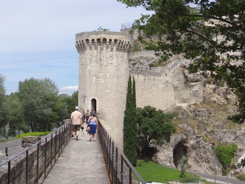 Ziduri Avignon