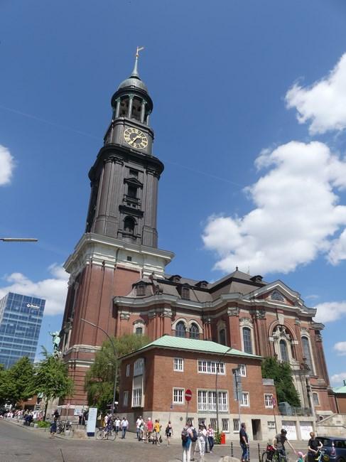 Biserica Sf. Mihail Hamburg