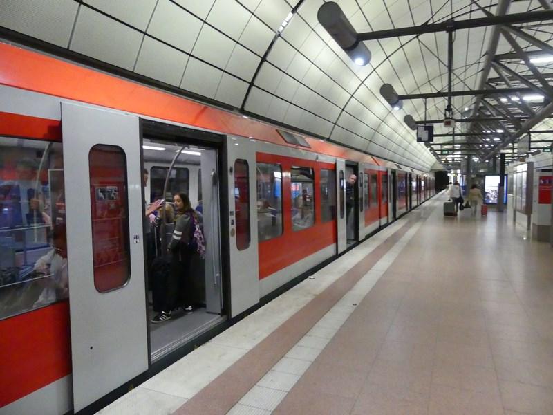 Hamburg S Bahn
