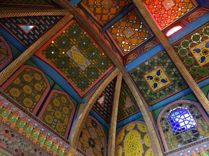 Tavan moschee