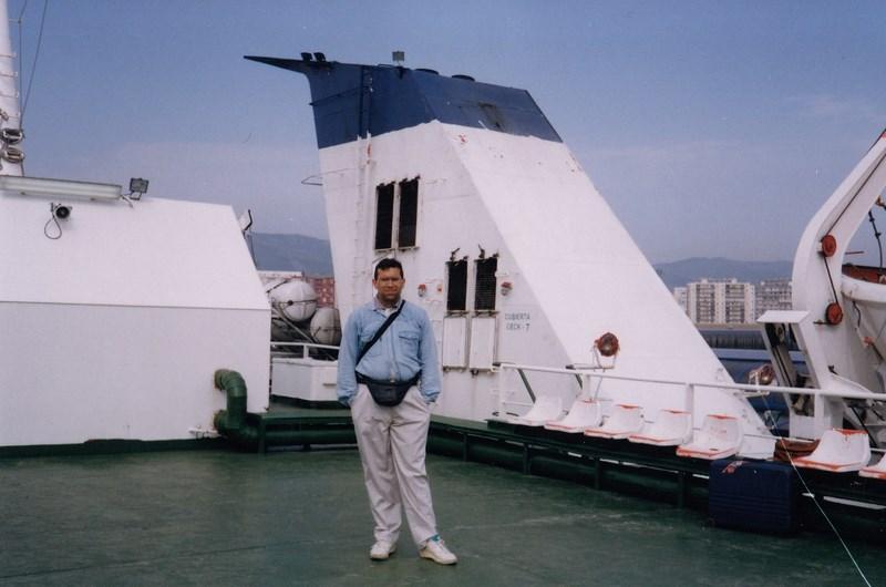 Ferry Algeciras Tanger