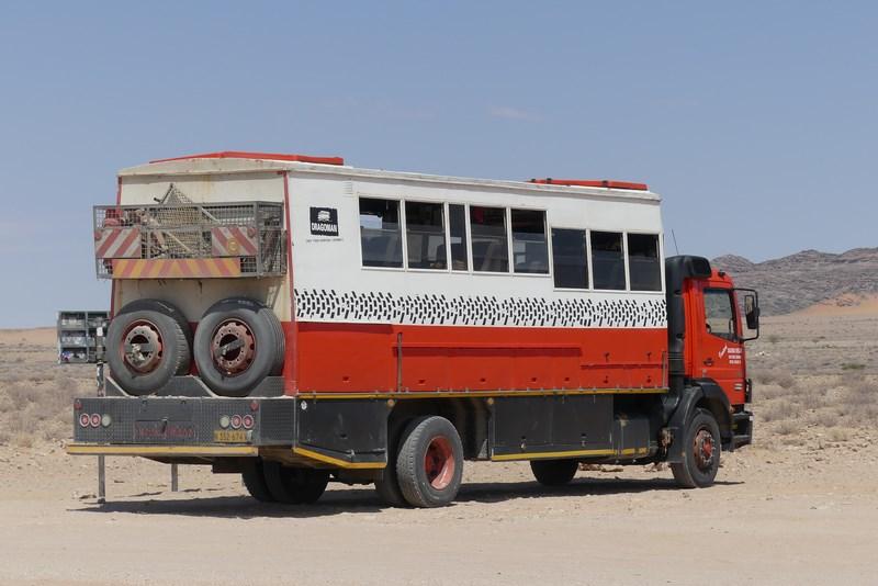 Dragoman Namibia