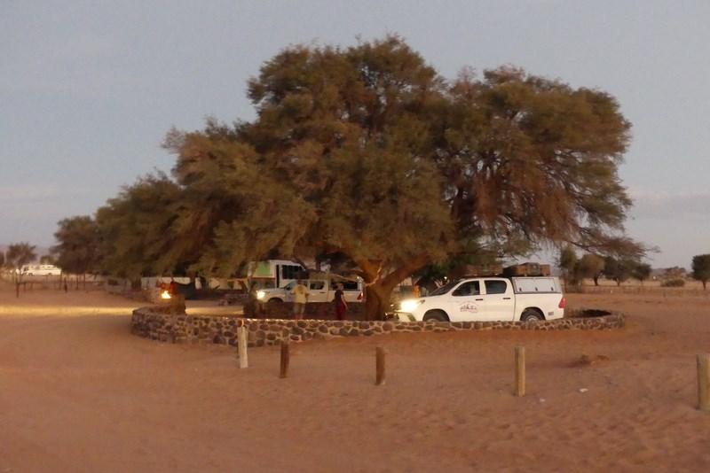 Sesriem Camp Namibia