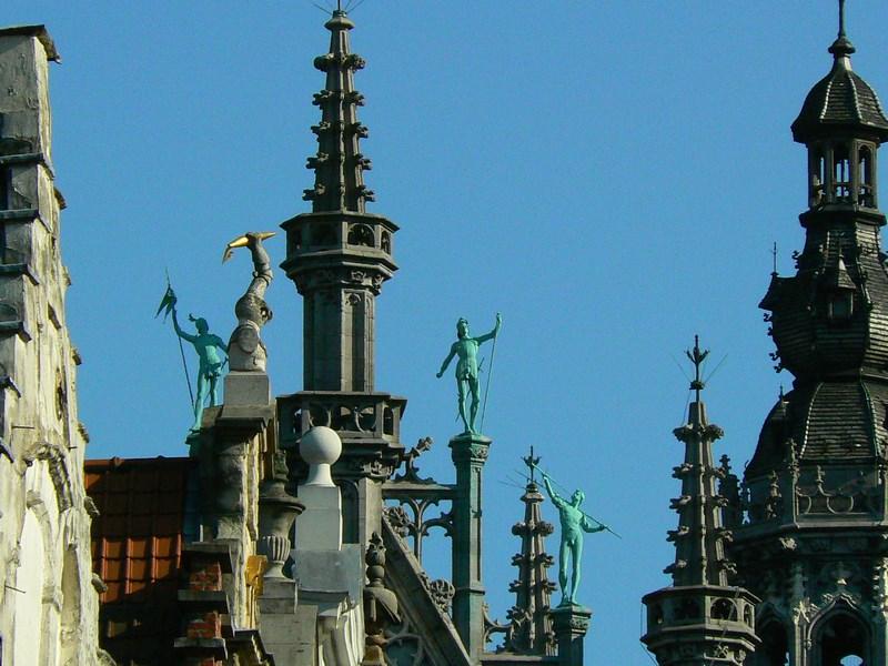 Turnuri gotice Bruxelles