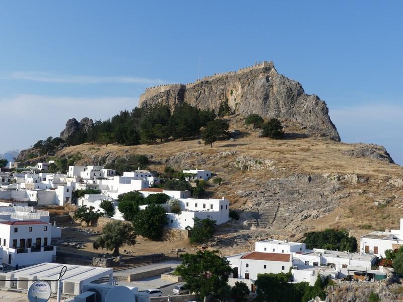Cetatea Lindos