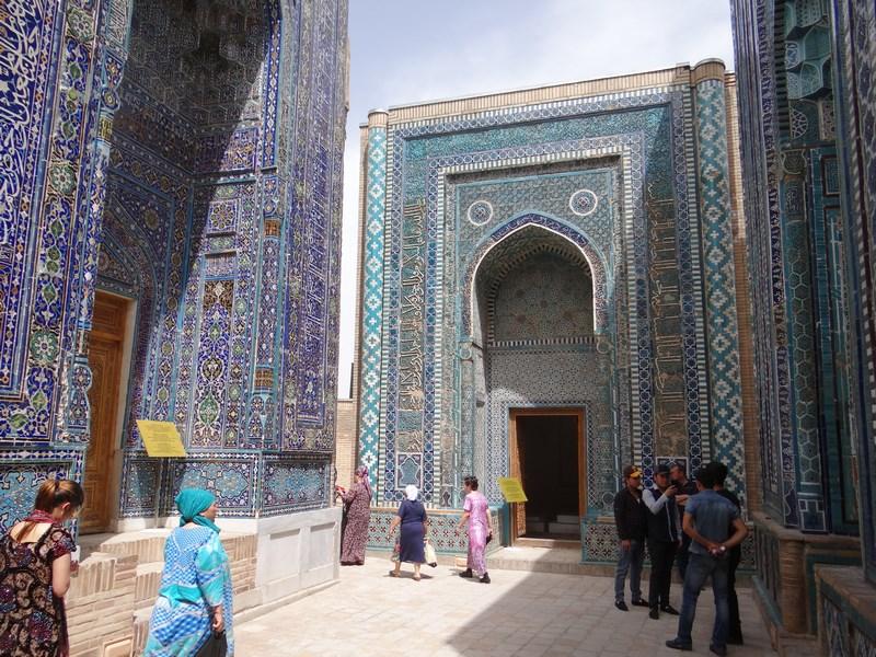 Cimitir Samarkand