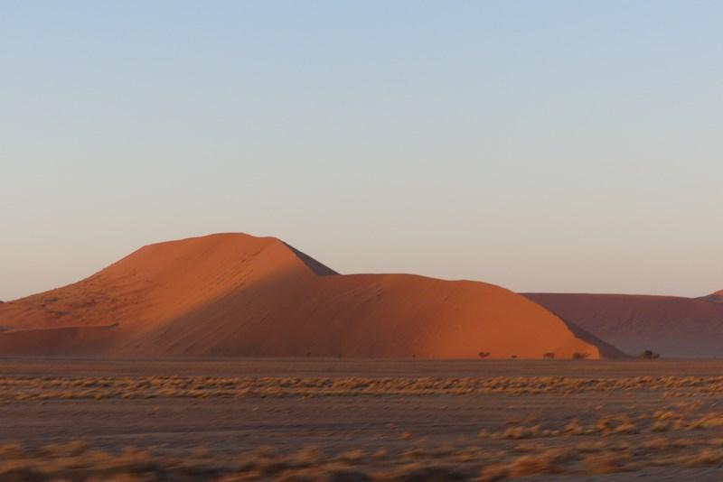Dune la rasarit