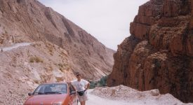 Masina in Maroc