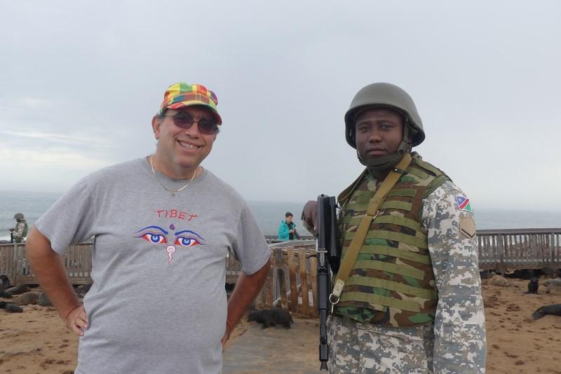 Cu armata namibiana