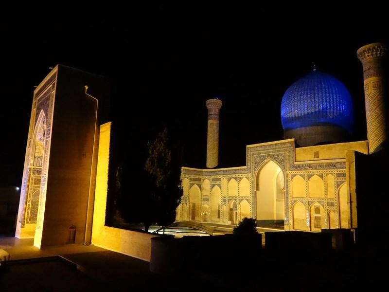 Samarkand noaptea