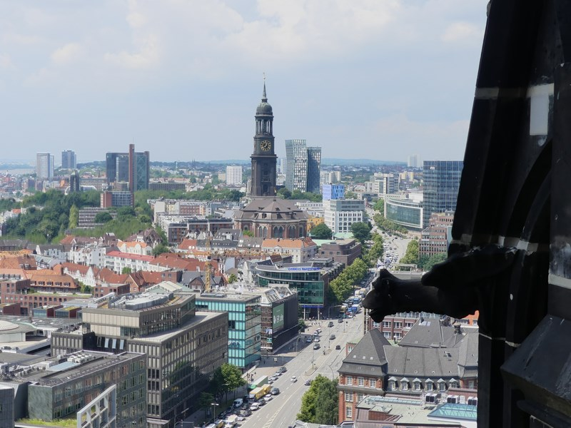 Oras vechi Hamburg