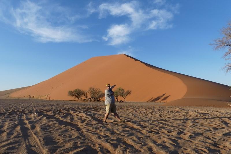 Cele mai inalte dune de nisip