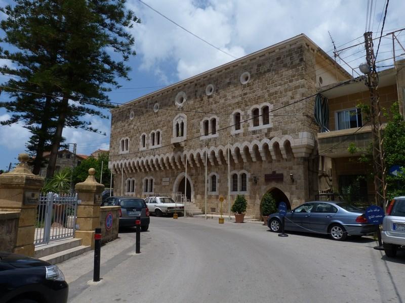 Cladire Byblos