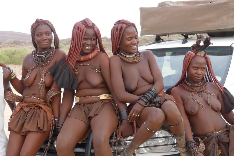 Himba pe masina
