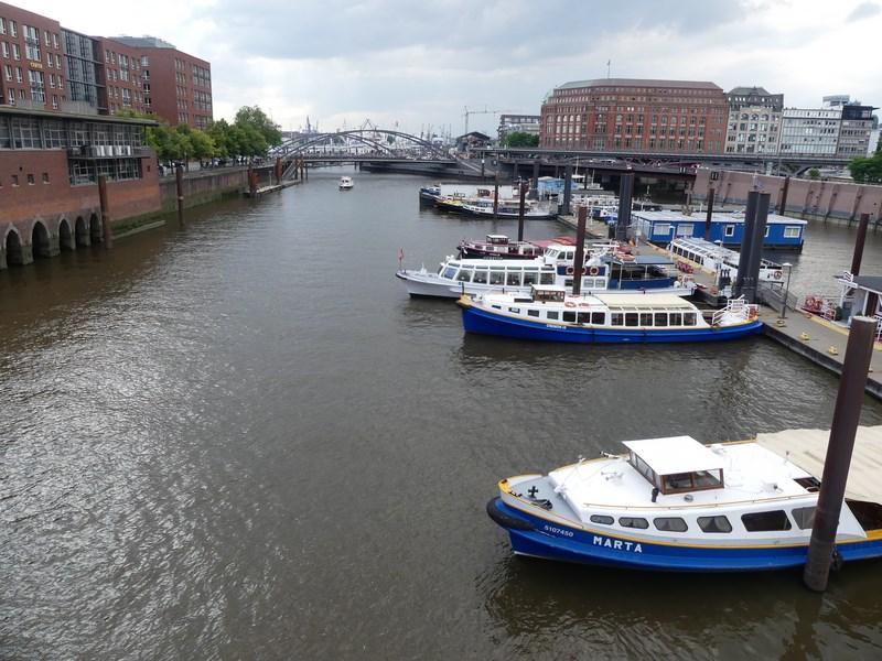 Canale Hamburg