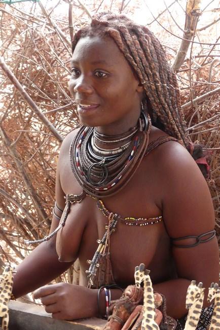 Himba topless