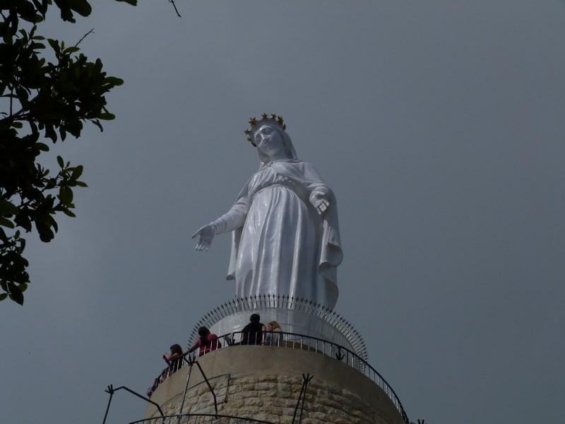 Fecioara Maria in Liban