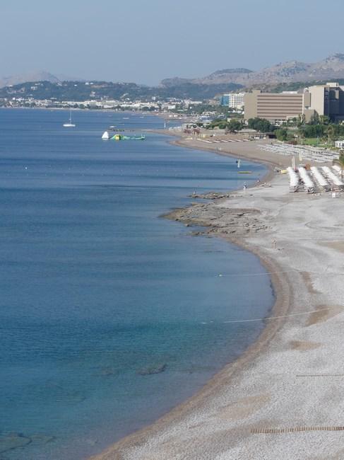 Plaja Faliraki