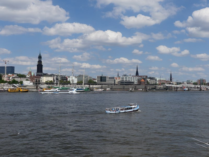 Panorama Hamburg