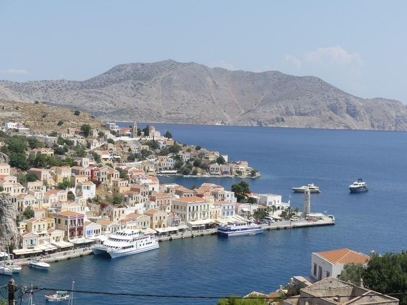 Symi Grecia