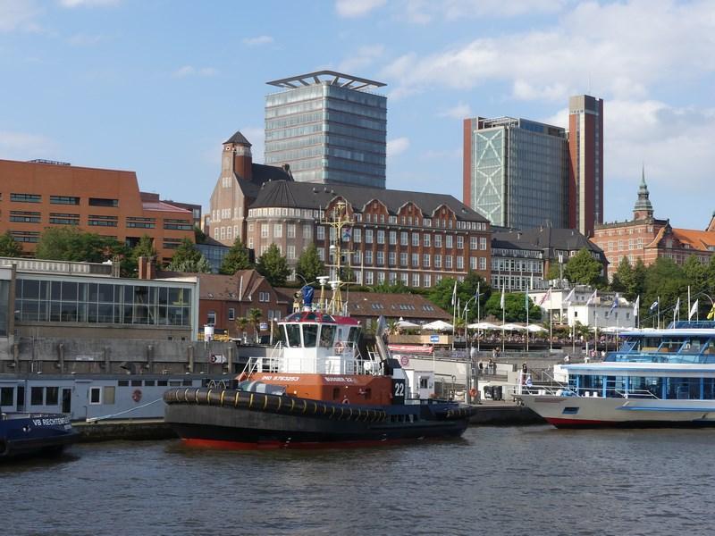 Pe malul Elbei