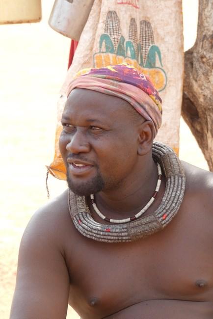 Barbat Himba
