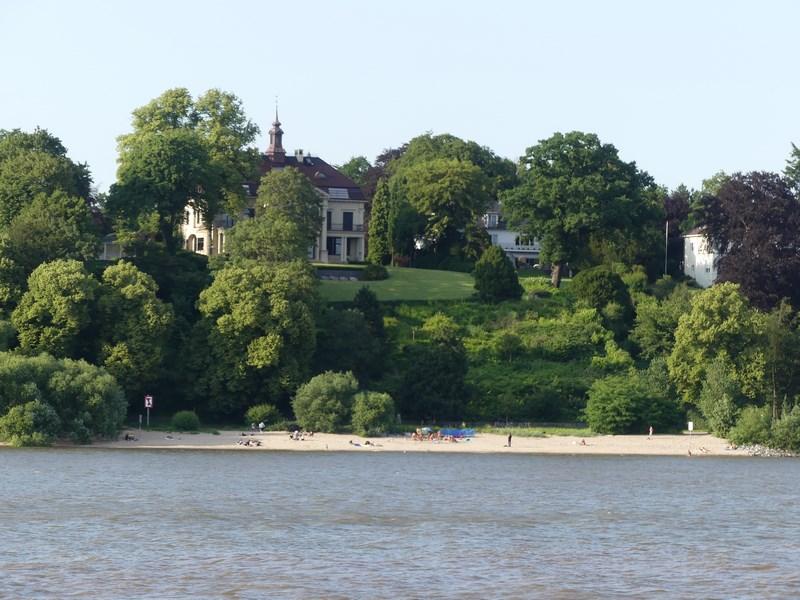Plaje si vile in Hamburg