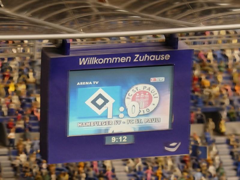 Hamburg SV St. Pauli