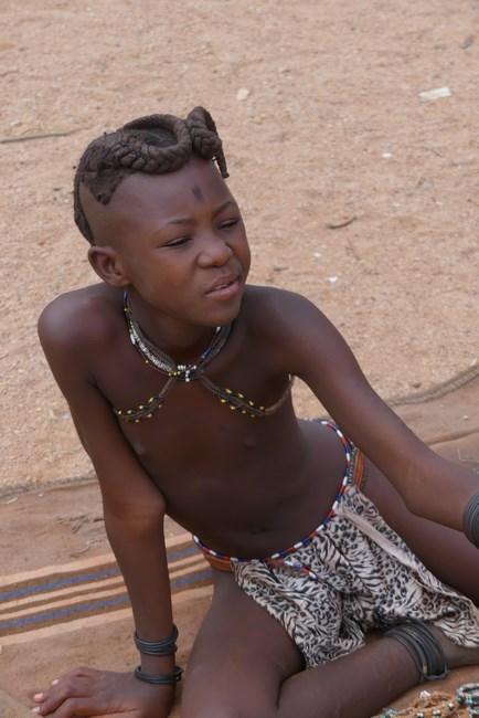 Fetita Himba