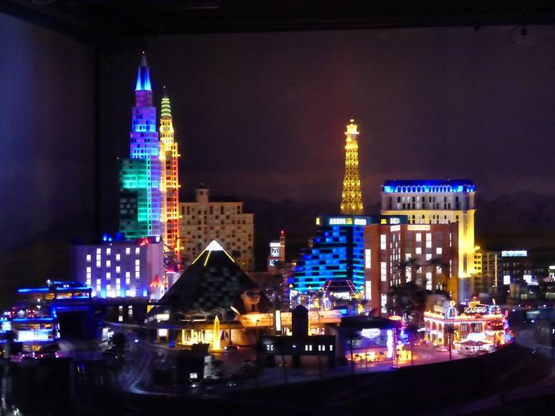 Las Vegas noaptea