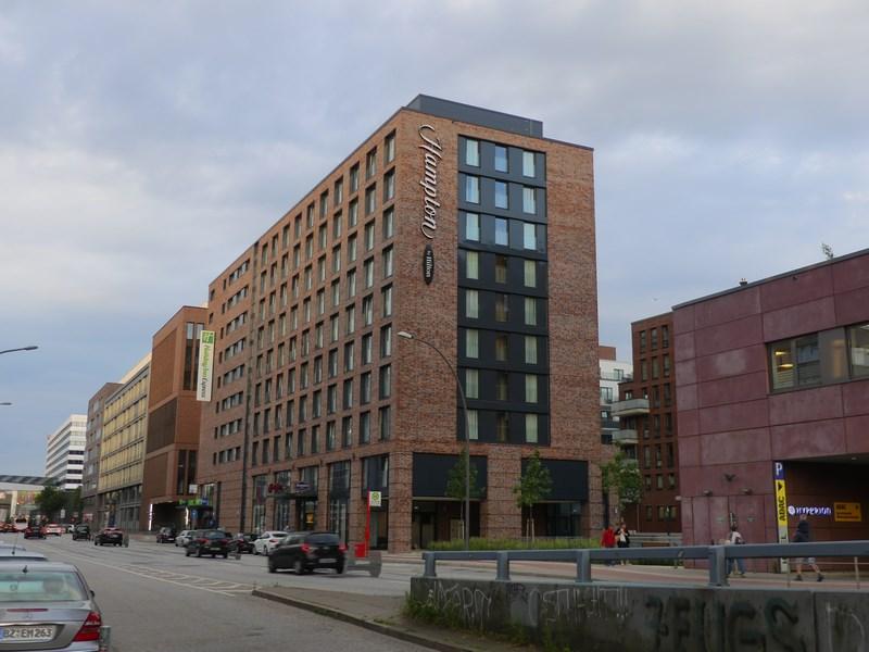 Hotel Hampton by Hilton Hamburg City Center