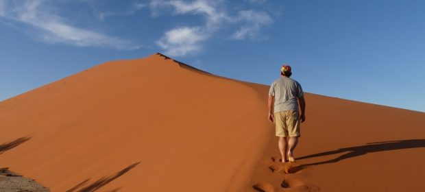 Duna Sossusvlei Namibia