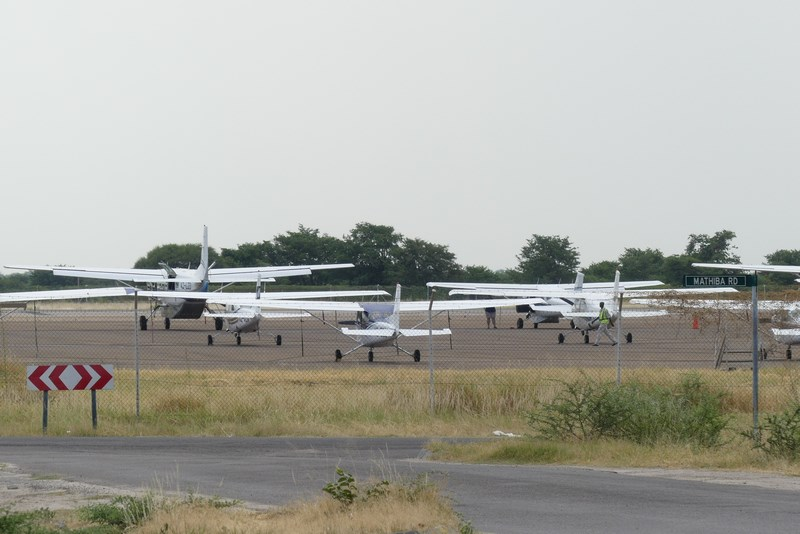 Aeroport Maun
