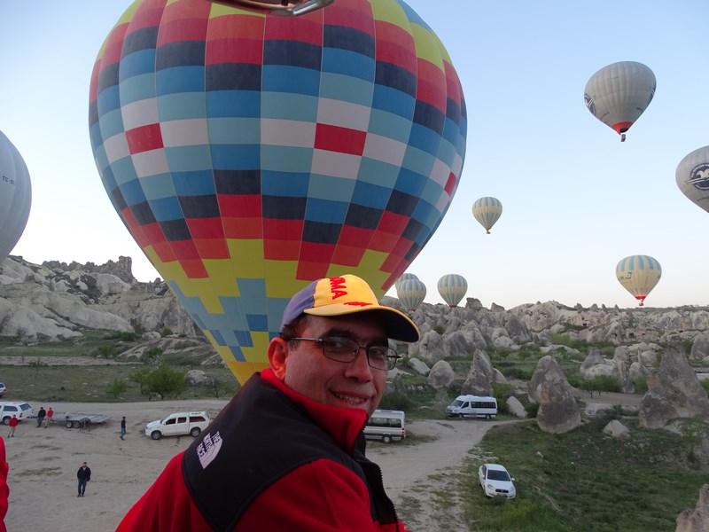 Decolare baloane