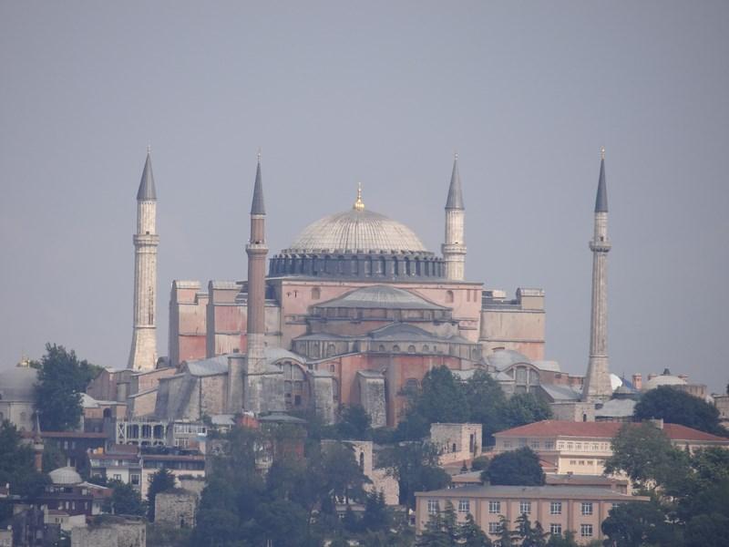 St Sofia Constantinopole