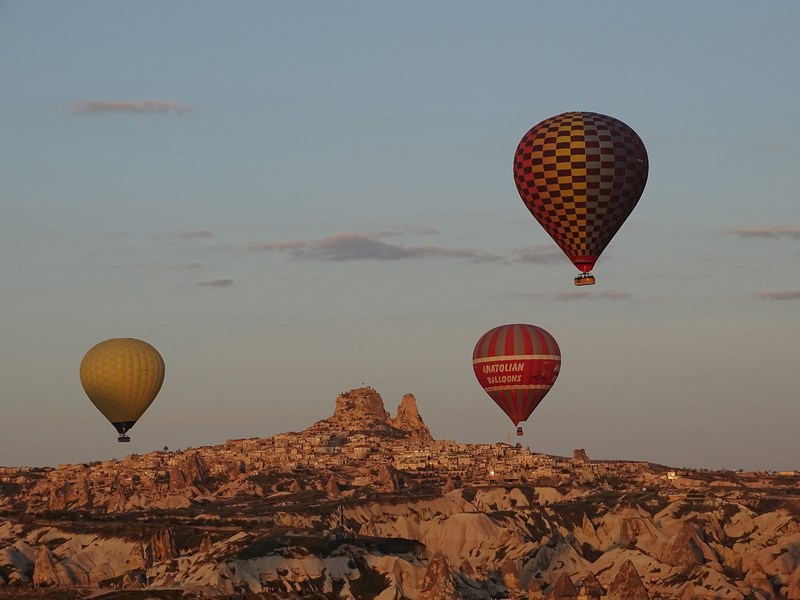 Baloane Cappadocia