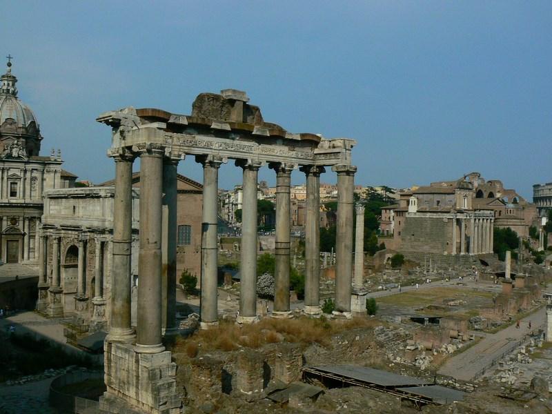 Coloane romane