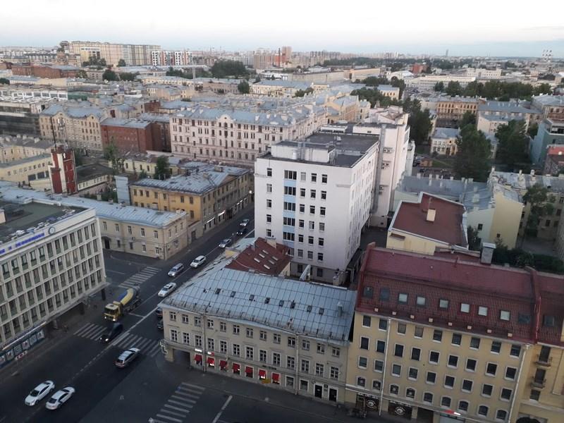 St. Petersburg noaptea