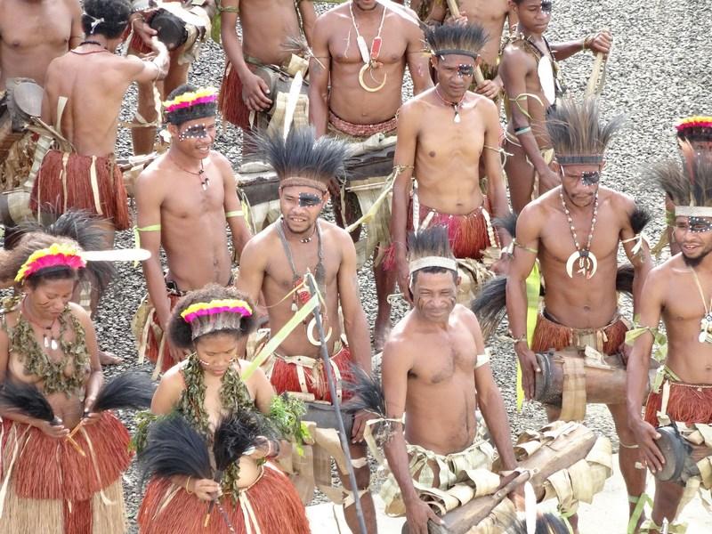 Triburi Papua
