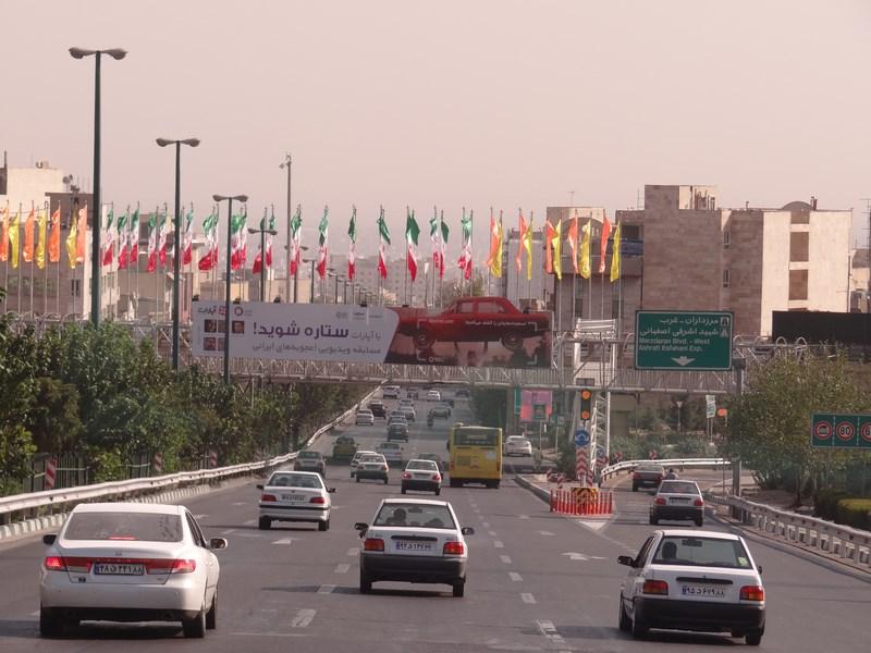 Autostrada Teheran
