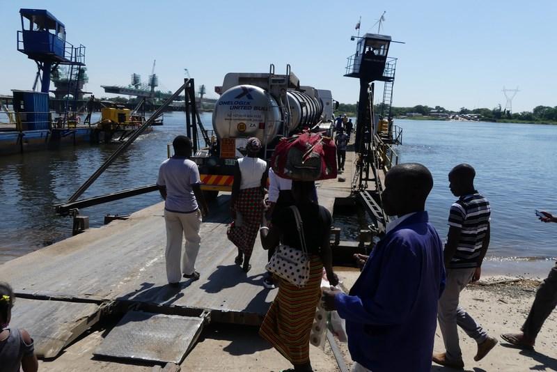 Ferry Zambezi