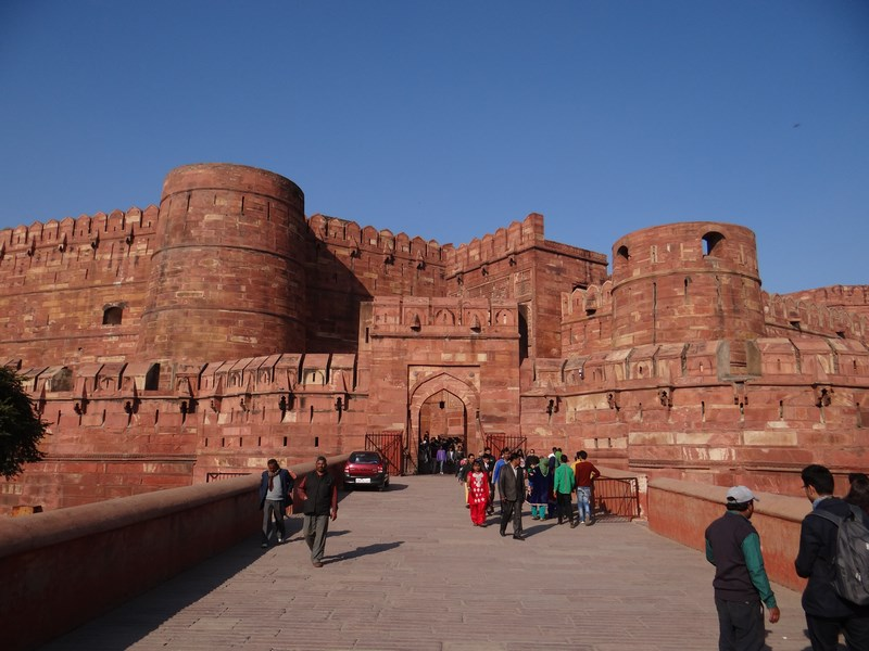 Red Fort Agra